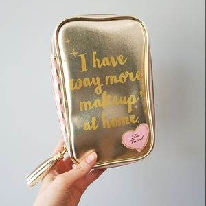 *NEW* Too Faced Bag